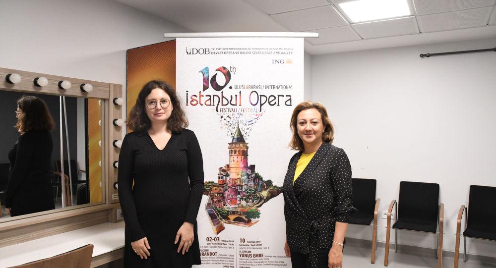 Kültür ve Turizm Bakan Yardımcısı Özgül Özkan Yavuz, Sputnik muhabiri Elif Sudagezer'in sorularını yanıtladı.