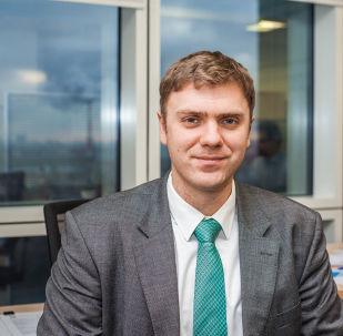 Rusya Dijital Gelişim, Haberleşme ve Kitle İletişim Bakan Yardımcısı Mihail Mamonov