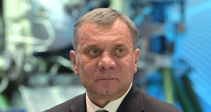 Rusya Başbakan Yardımcısı Yuriy Borisov