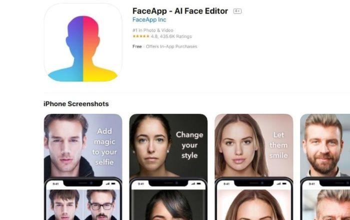 Kullanıcıların fotoğraflarını depolamakla suçlanan FaceApp'ten 'veri gizliliği' açıklaması