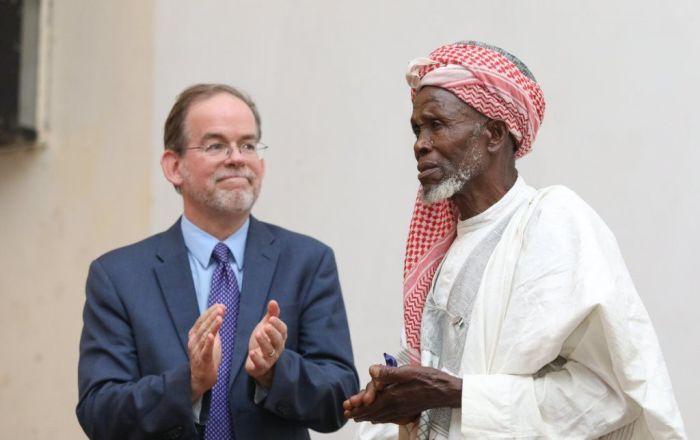 ABD'den Nijerya'da 262 Hristiyanı kurtaran imama onur ödülü