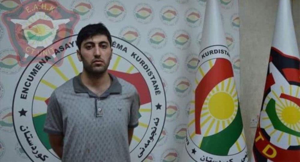 Irak Kürt Bölgesel Yönetimi (IKBY), Türk Başkonsolosluk görevlisinin hayatını kaybettiği saldırıyı düzenleyen Mazlum Dağ'ın yakalandığını duyurdu.