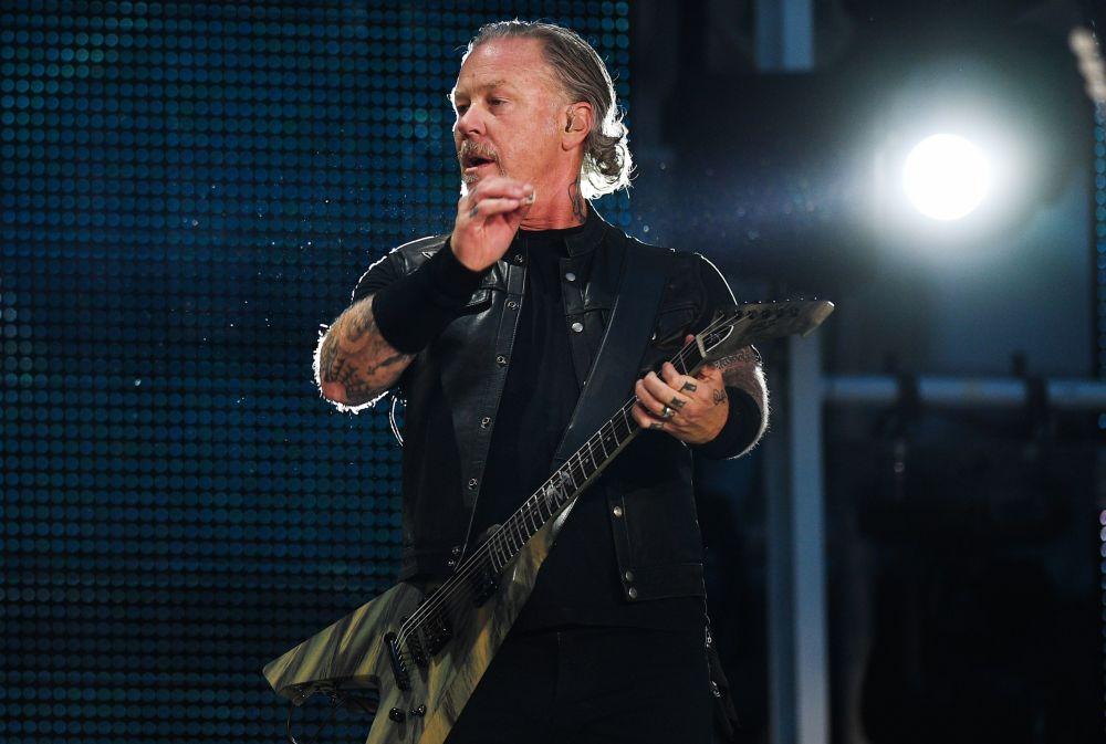 Metallica, WorldWired Tour kapsamında dün akşam Moskova'daki hayranlarıyla buluştu.