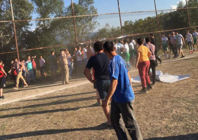 Köyler arası futbol turnuvası, çıkan kavga nedeniyle ikinci kez ertelendi