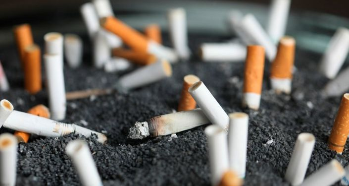 sigara izmariti
