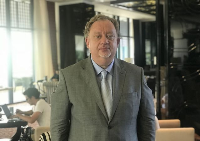 Rusya Federasyonu Antalya Başkonsolosu Oleg Rogoza