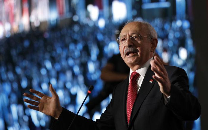 Kılıçdaroğlu: Türkiye konferansı düzenleyeceğiz, Esad'ın izlediği politikayı savunan veya yeren her kesimi çağıracağız