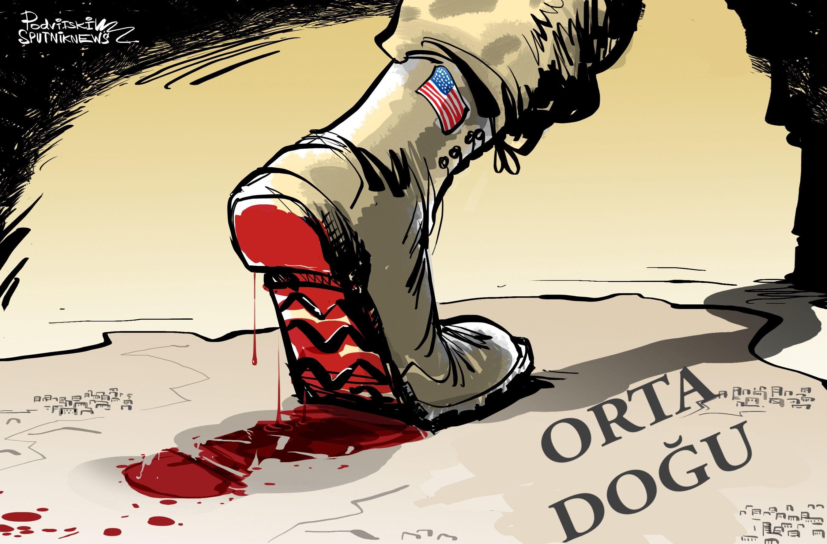 Zarif: ABD, Orta Doğu politikasıyla Vietnam'dan bu yana en büyük yenilgiye uğradı