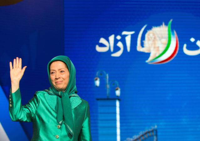 Halkın Mücahitleri Örgütü (HMÖ) lideri Meryem Recevi