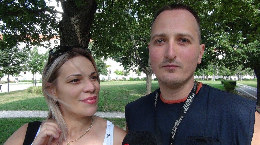 6 aylık hamile olduğunu söyleyen Anita, doğacak bebeğinin erkek olduğunu ve isminin Martin olacağını, Başbakan Orban'ın yeni çıkardığı destek kanunuyla birlikte Macaristan'da hem evliliklerin, hem de çocuk sayısının istenen seviyeye yükseleceğini söyledi.