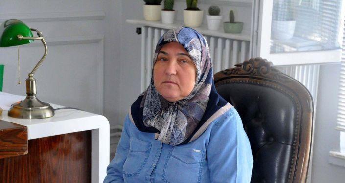 Doktorun evinde ölü bulunan Ayşe'nin annesi Feride Karaman