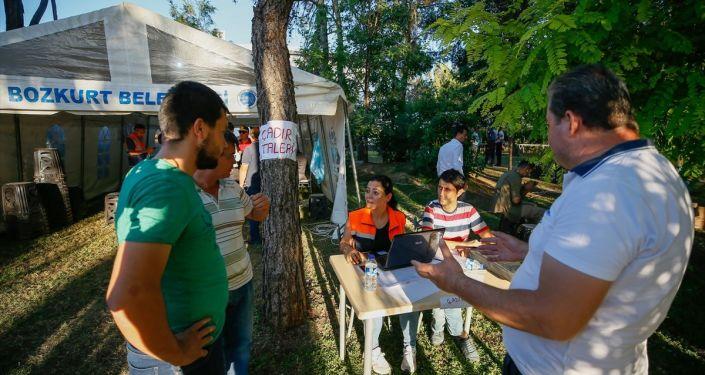 Denizli'nin Bozkurt ilçesinde 6 büyüklüğünde deprem