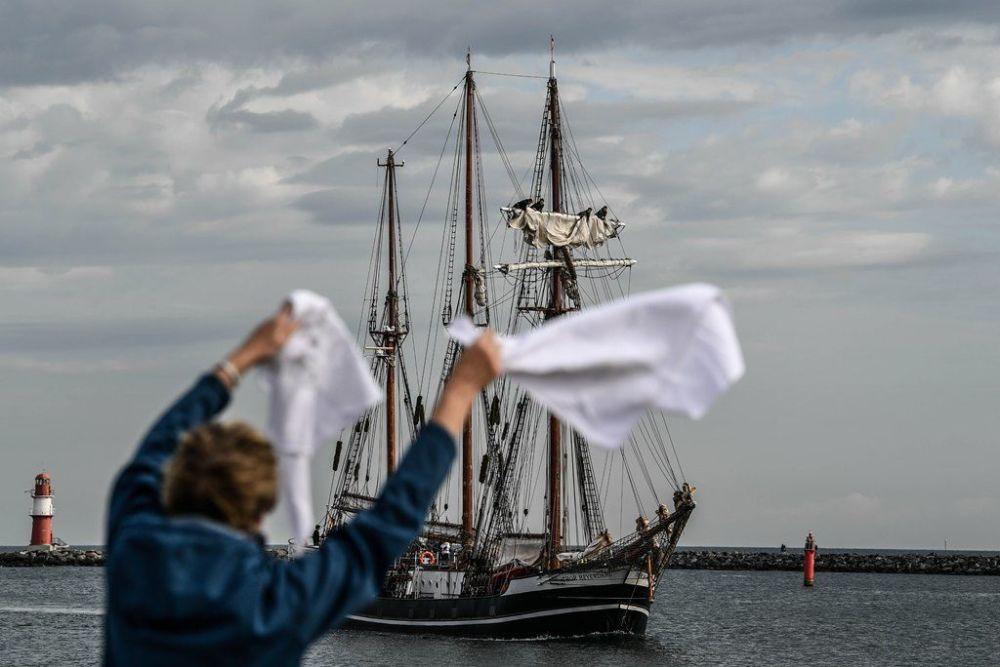 Rostock, her yıl ağustos ayının ikinci haftasında başlıyor.