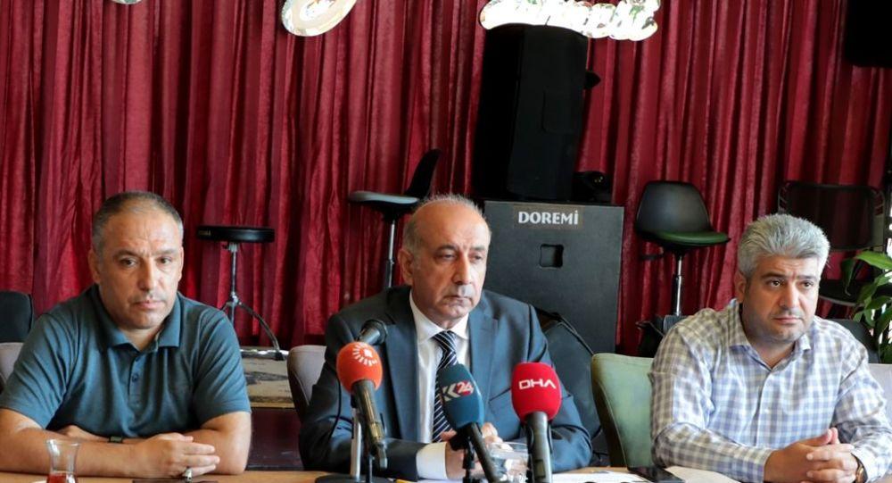 DTSO Başkanı Mehmet Kaya