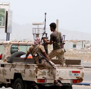 Yemen'de Birleşik Arap Emirliği (BAE) destekli Güney Geçiş Konseyi