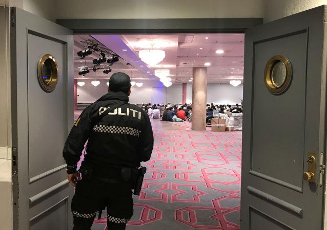 Norveç'te cami saldırısı