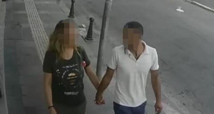 Antalya'da 'hırsız sevgililer' yakalandı