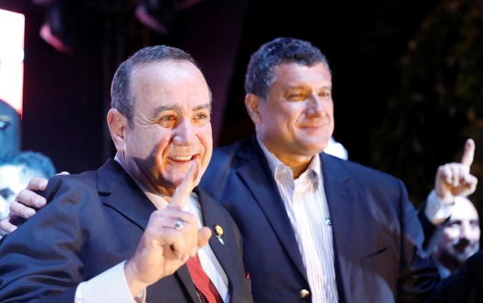 Guatemala, devlet başkanlığı için Giammattei'yi seçti: Artık bayrakları ve ideolojileri bir kenara bırakma zamanı