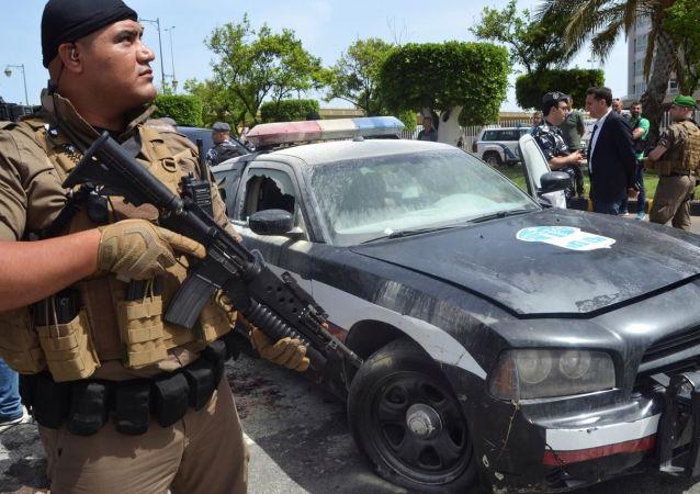 Lübnan polisi