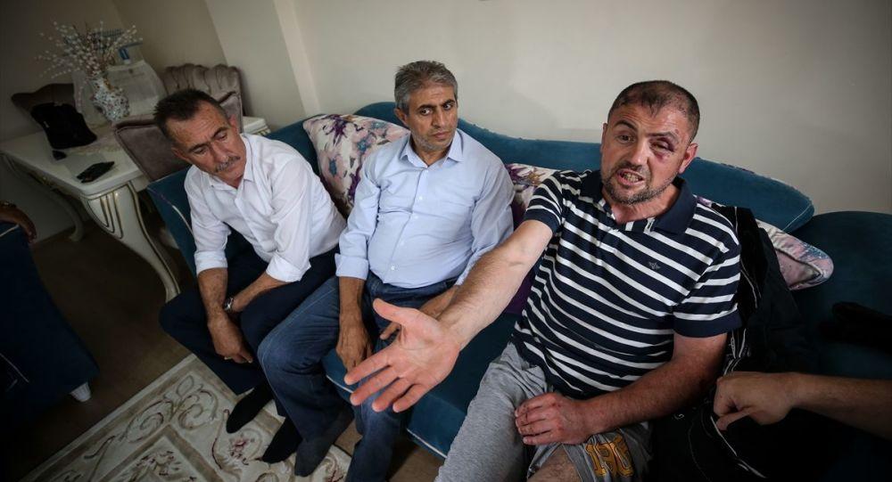 Gemlik'te bir gazi, 'sandalyeye ayaklarını uzattığı için' kafede darp edildi iddiası