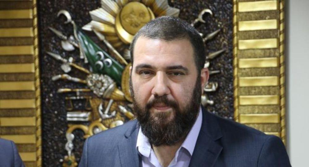 2. Abdülhamid'in 4. kuşak torunu Abdülhamid Kayıhan Osmanoğlu