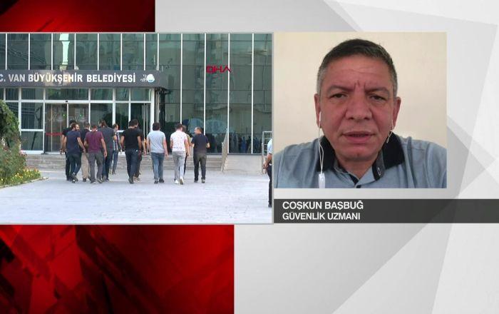 CNN Türk'e bağlanan güvenlik uzmanından kayyum savunması: O bölgede sandıktan çıkanı irade olarak görmemek gerekiyor