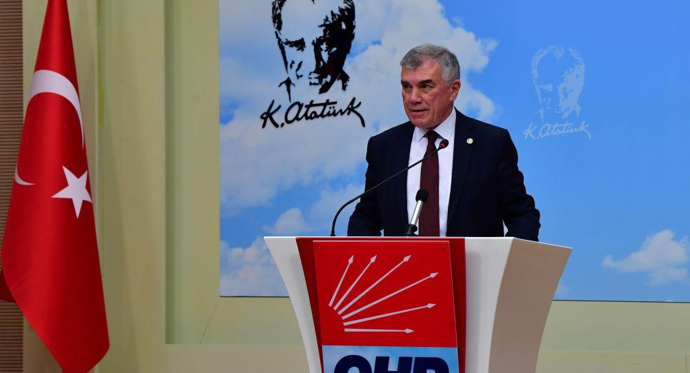 CHP'li Çeviköz: Değil 4 isterseniz 14 tane gemi bulundurun, Türkiye'nin Doğu Akdeniz politikası karaya oturmuştur