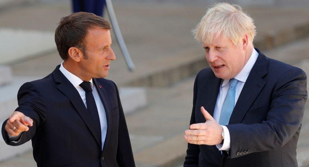 Johnson ve Macron, Türkiye'nin operasyonu nedeniyle 'derin endişe' duyuyor