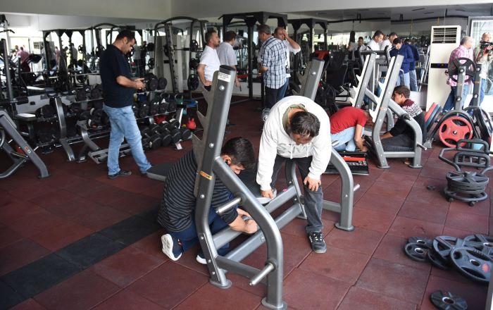 Eskişehirspor'a 90 bin liralık haciz