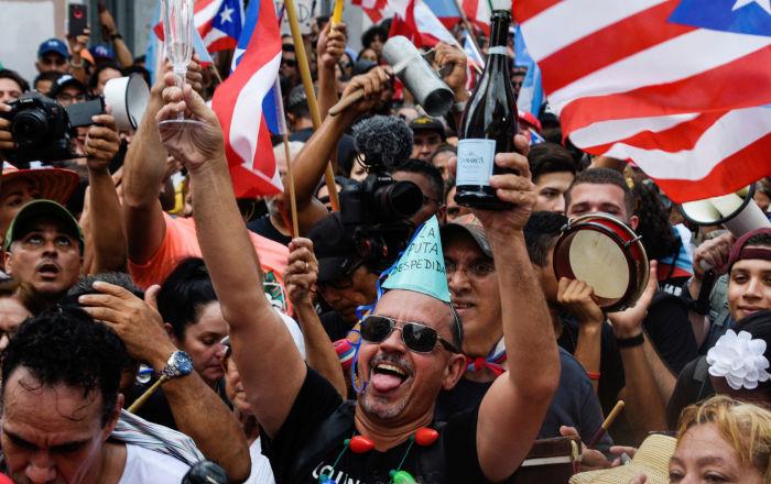 Trump'ın Grönland ile değiş tokuş etmek istediği Porto Riko coştu