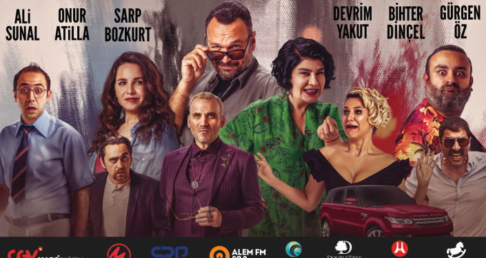 'Hareket Sekiz' filmi afişi