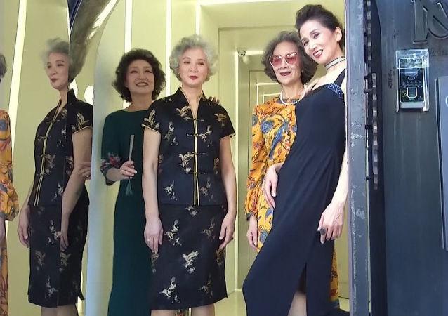 Çinli 'model nineler' sosyal medya yıldızları oldu