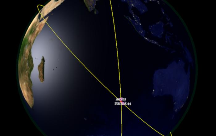 Avrupa Uzay Ajansı'nın uydusu, SpaceX'in geliştirdiği araca çarpmamak için tarihinde ilk kez manevra yapmak zorunda kaldı