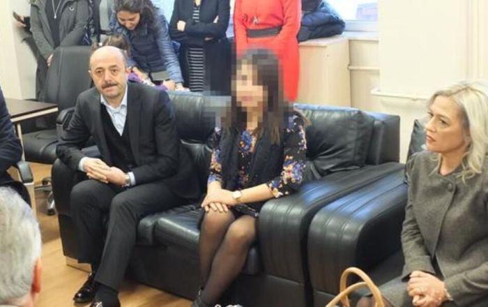 'Hediye kitap' şartıyla serbest kalmıştı: Öğretmene tokat atan veli cezasını 10 taksit ile ödeyecek