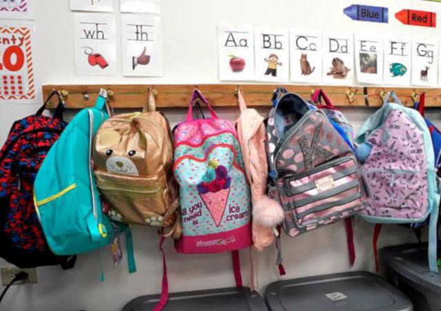 ABD'de kurşun geçirmez okul çantalarının satışları yüzde 300 arttı
