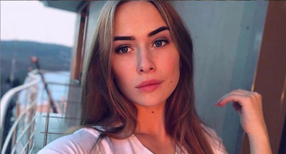 Rus milli takım üyesi karateci Mariya Zotova