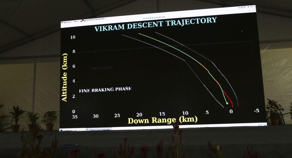 Hindistan'ın Ay görevleri için tasarladığı Chandrayaan-2 uzay aracı, Ay'a inemedi