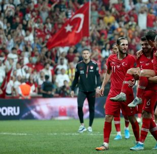 Türkiye A Milli Futbol Takımı