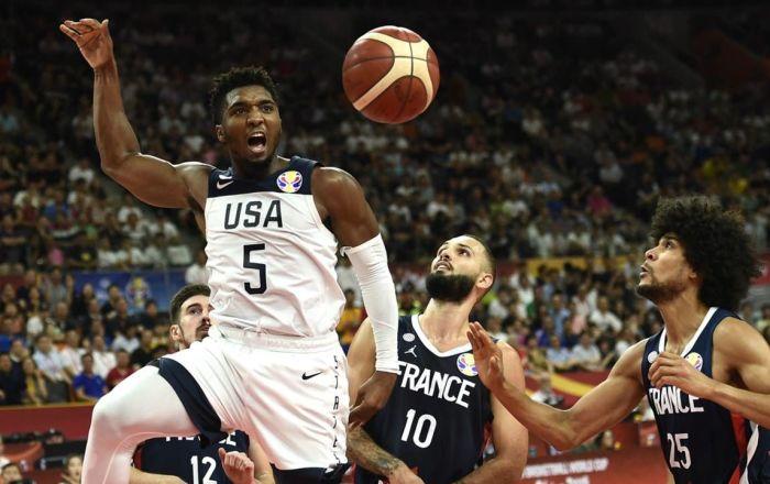 13 yıllık seriye son veren Fransa, ABD'yi kupa dışına itti