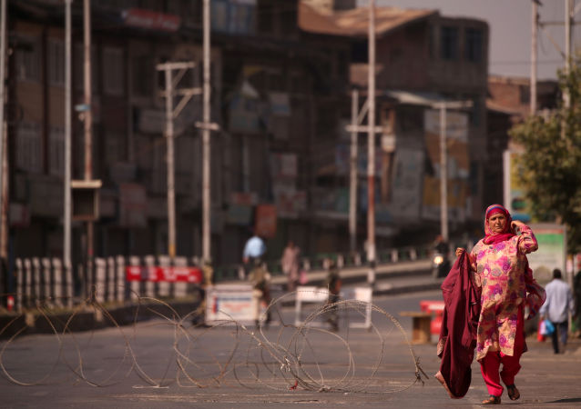 Hindistan'ın özel statüsünü kaldırdığı Cammu Keşmir