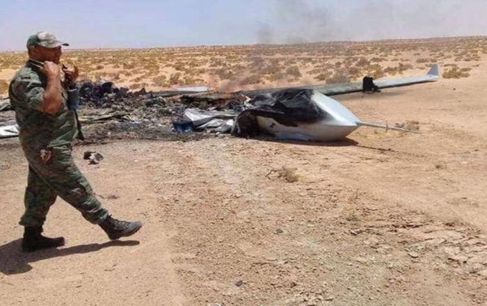 Libya Ulusal Ordusu: 3 adet Türk drone'unu düşürdük