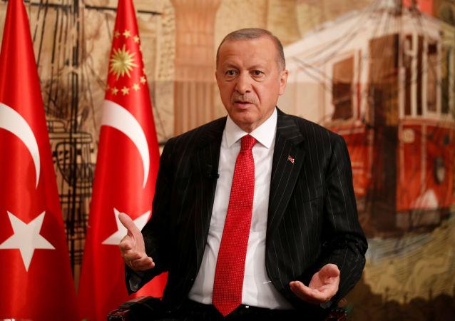 Cumhurbaşkanı Recep Tayyip Erdoğan, Reuters'a özel röportaj verdi.
