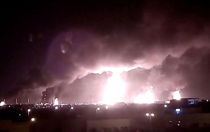 Suudi ordusu: Aramco İran silahlarıyla vuruldu, saldırının kaynaklandığı yer Yemen değil