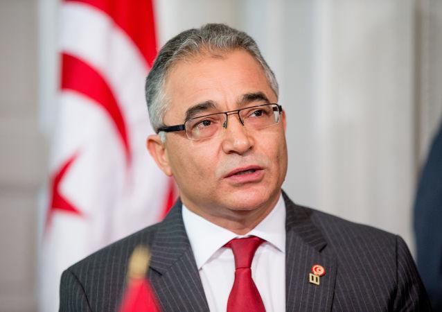 TunusProjesi Hareketi'nincumhurbaşkanıadayıMuhsin Merzuk