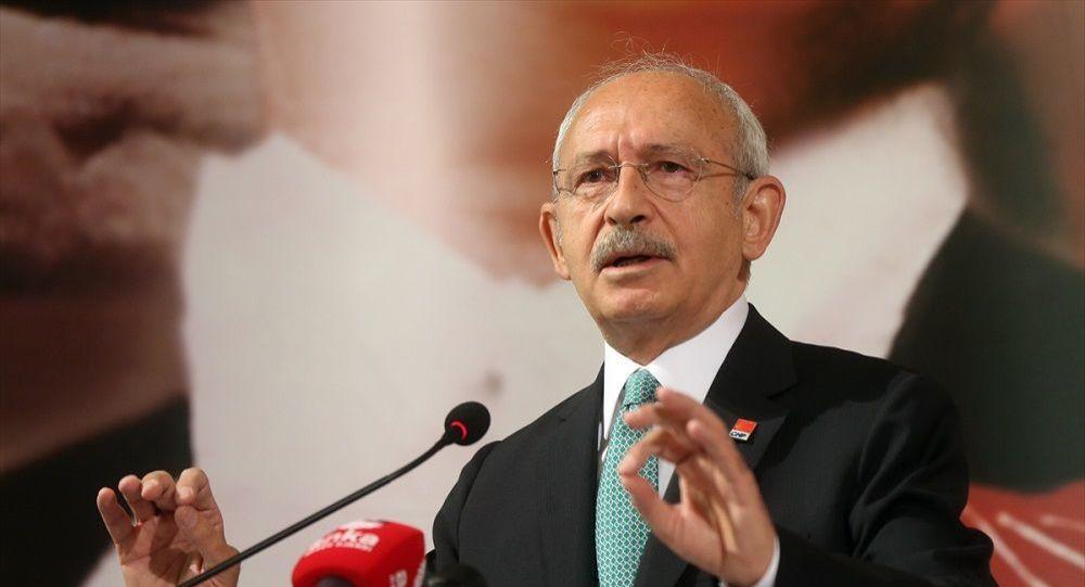 Kılıçdaroğlu'nun Egemen Bağış tepkisi