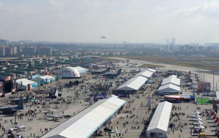 TEKNOFEST İstanbul rekor katılımla sona erdi: 6 günde 1.5 milyon kişiyi ağırladı