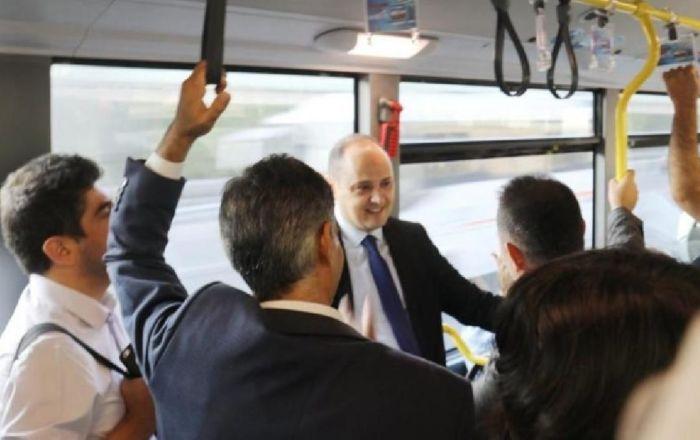 İmamoğlu'nun talimatı sonrası İETT yöneticileri sahaya indi