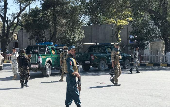 ABD'den Afganistan'daki saldırılara kınama