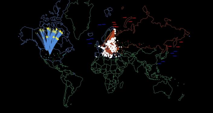 Simülasyona göre ABD-Rusya nükleer savaşı, saatler içinde 34 milyon insanı öldürebilir
