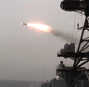 Rusya, Kuzey Kutup Bölgesi'ndeki gemilerinden Kinjal sistemleriyle füze atışı yaptı